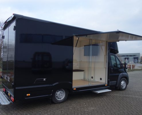 mobiele showroom