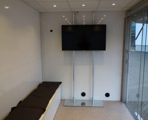 mobiele showroom